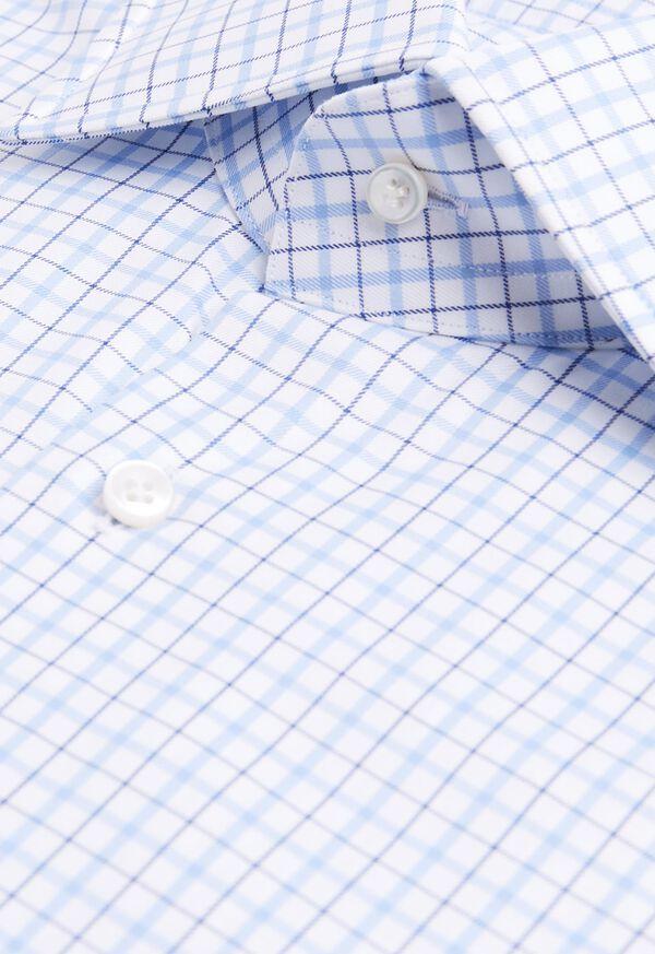 Blue/White Tattersall Dress Shirt, image 2