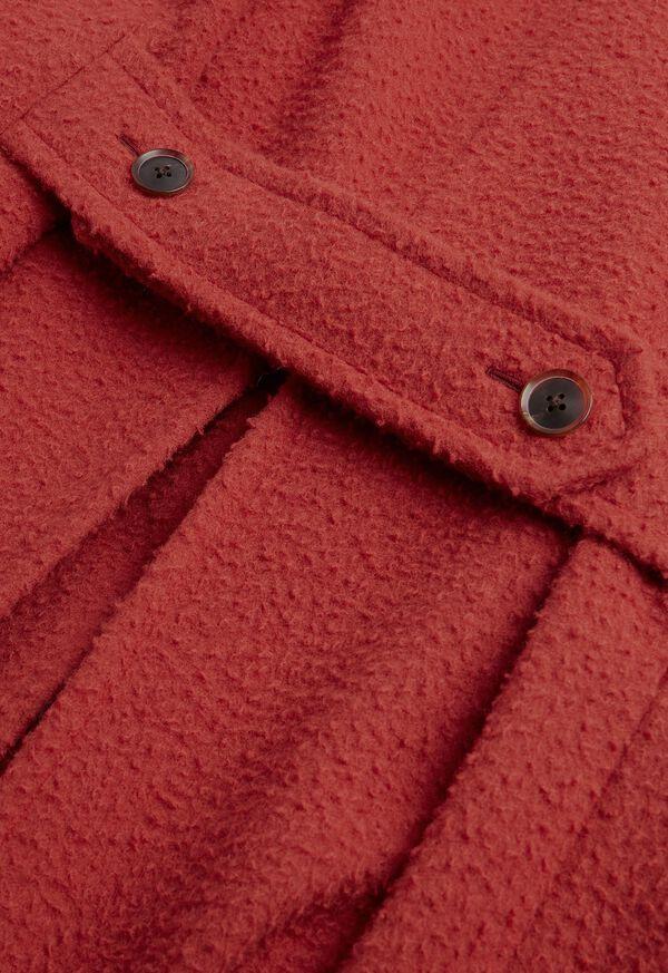 Casentino Wool Overcoat, image 5