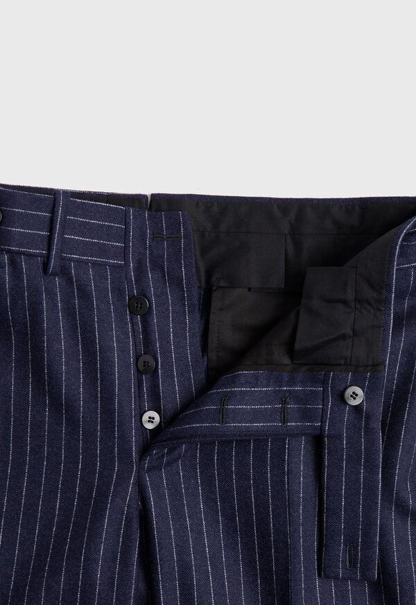 Navy Stripe Suit, image 6