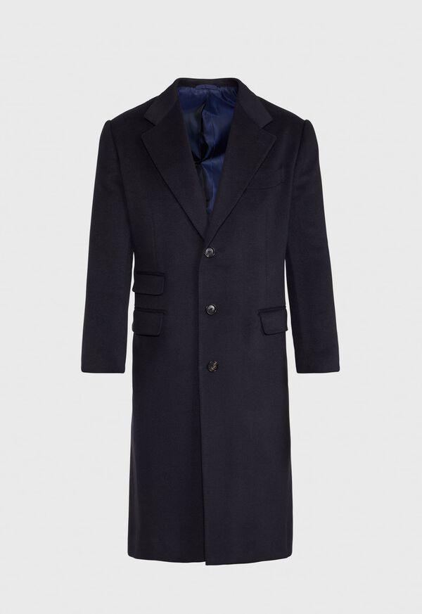 Classic Cashmere Coat, image 1