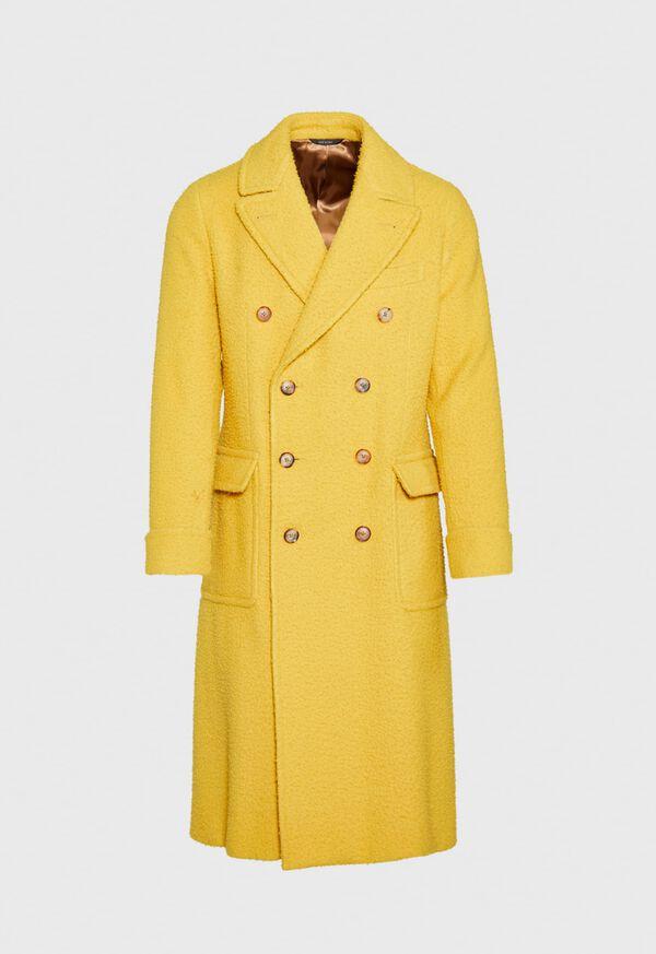 Casentino Wool Overcoat