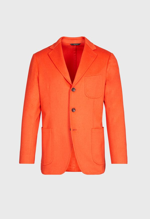 Cashmere Soft Constructed Jacket, image 1