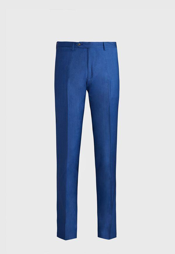 Blue Solid Suit, image 5