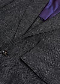Grey Plaid Suit, thumbnail 2