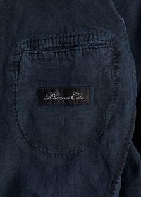 Solid Linen Suit, thumbnail 4