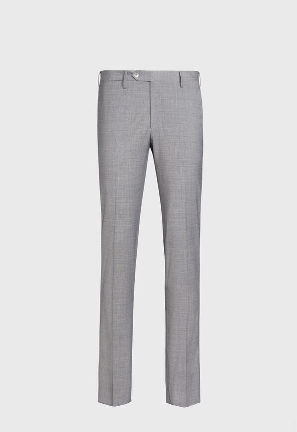 Plain Front Trouser, image 1
