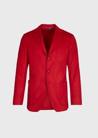 Cashmere Soft Constructed Jacket, thumbnail 1