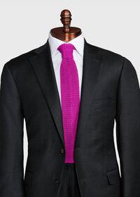 Italian Silk Knit Tie, thumbnail 2