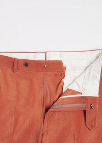 Orange Corduroy Dress Pant, thumbnail 3