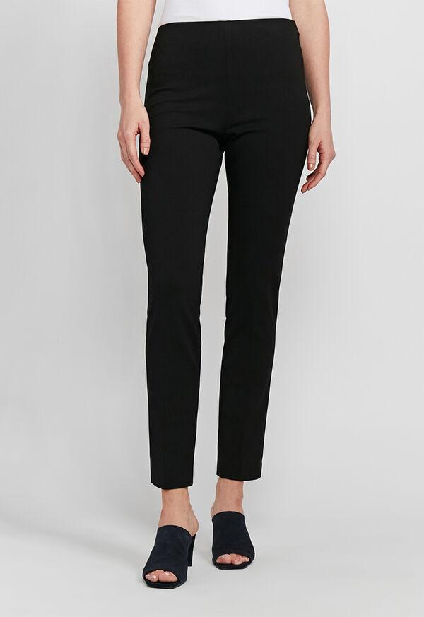 Crepe Side Zip Pant, image 4