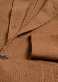 Textured Twill Coat, thumbnail 2