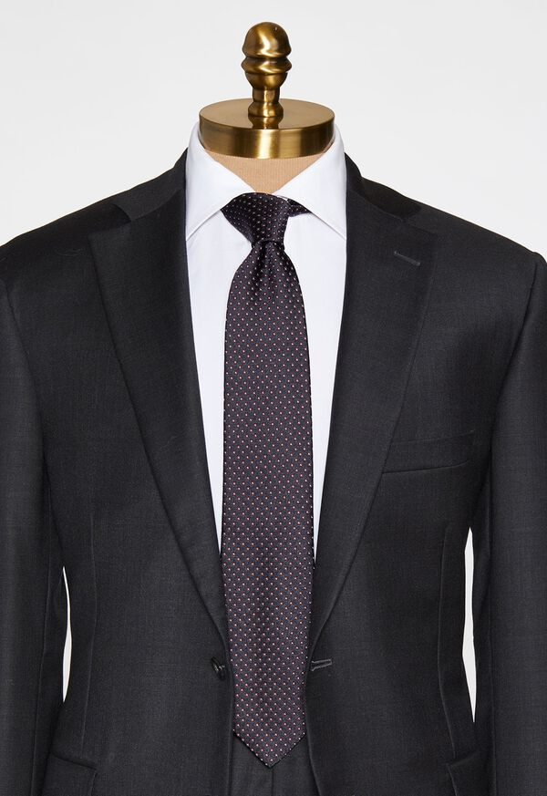 Small Medallion Tie, image 2