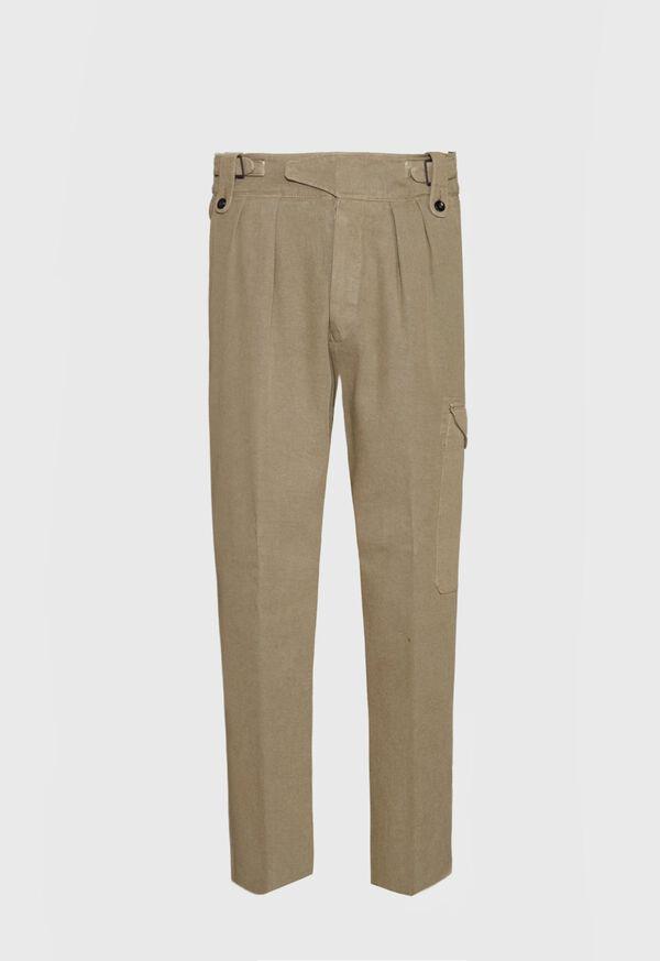 Garment Washed Cargo Pant, image 1