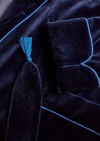 Velvet Smoking Jacket, thumbnail 2