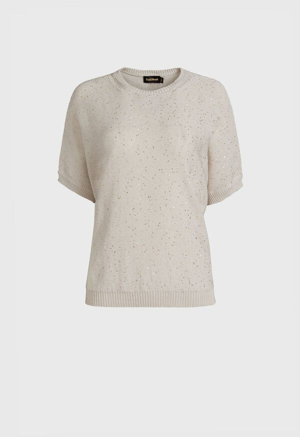 Cap Sleeve Sweater, image 1