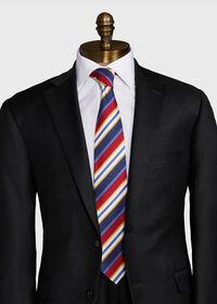 Wide Stripe Tie, thumbnail 2