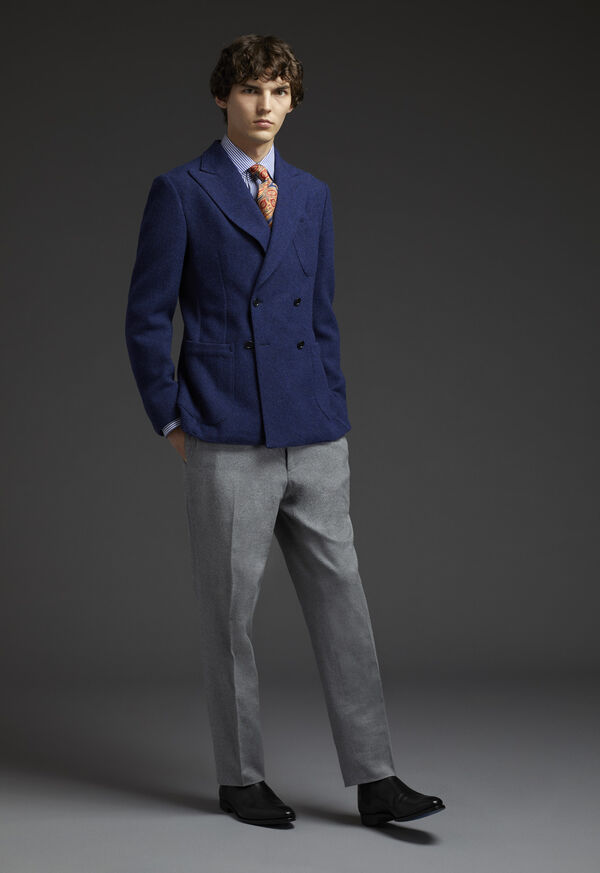 Wool Boucle Jacket, image 4