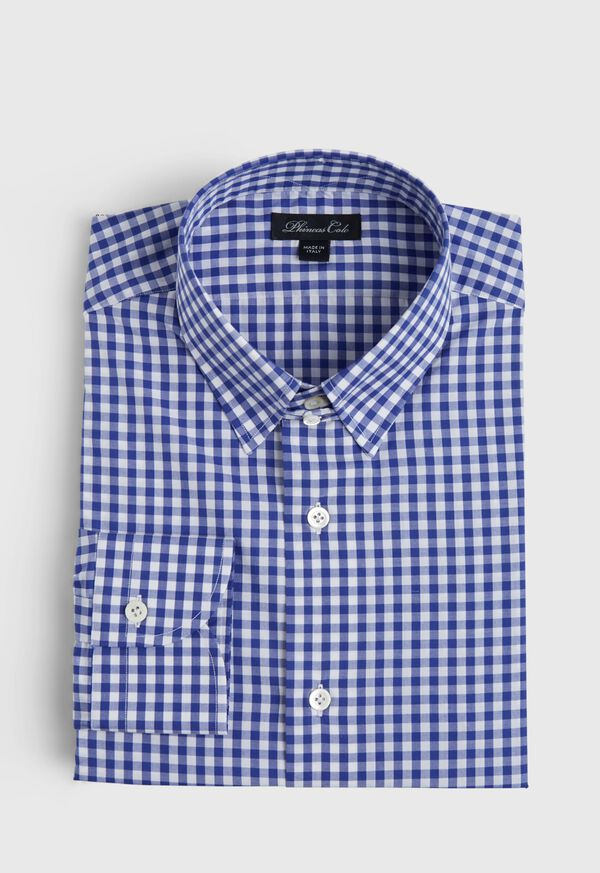 Gingham Check Shirt, image 1
