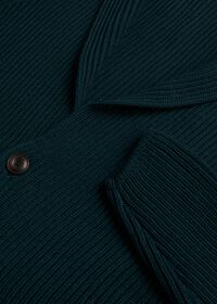 Merino Wool Sweater Jacket, thumbnail 2