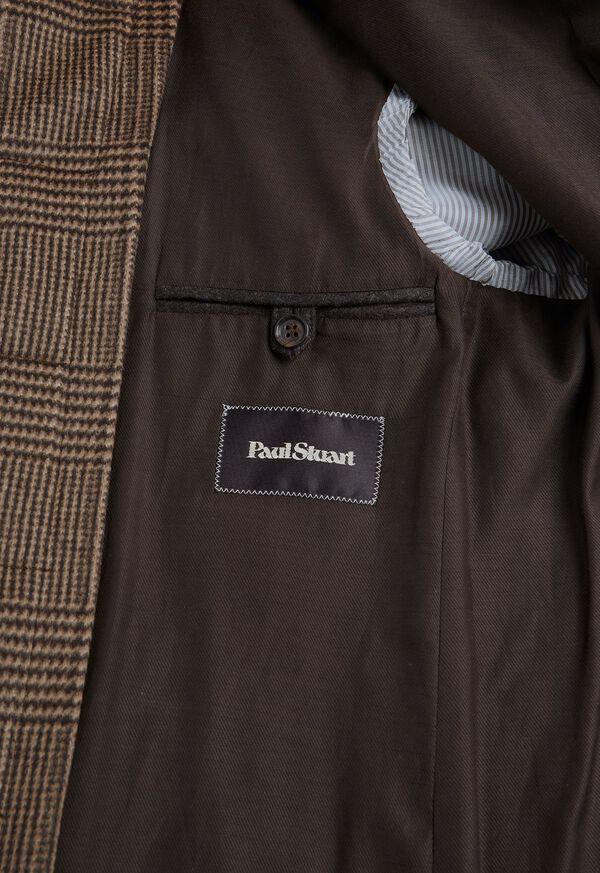 Plaid Coat with Zip-Out Vest, image 5