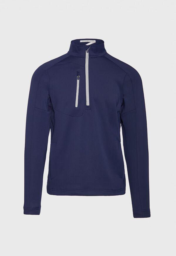 Zero Restriction 1/4 Zip Pullover, image 1