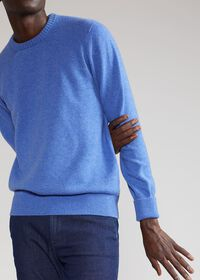 Cashmere Crewneck Sweater, thumbnail 2