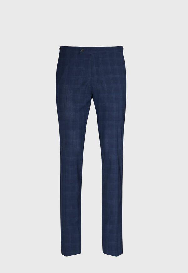 Fainted Deco Pane Super 150s Wool Suit, image 5