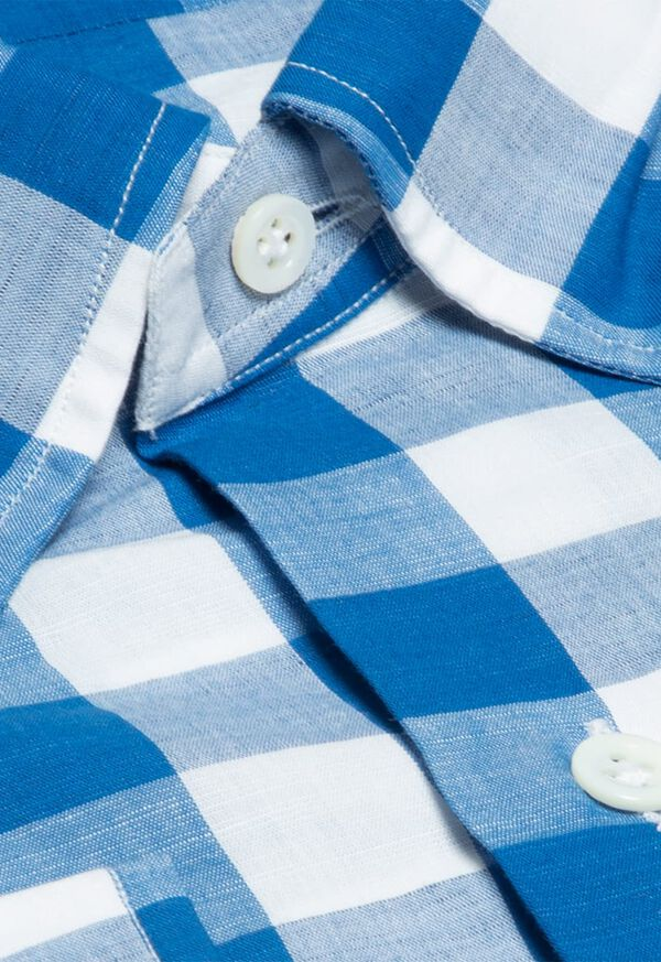 Buffalo Check Sport Shirt, image 2