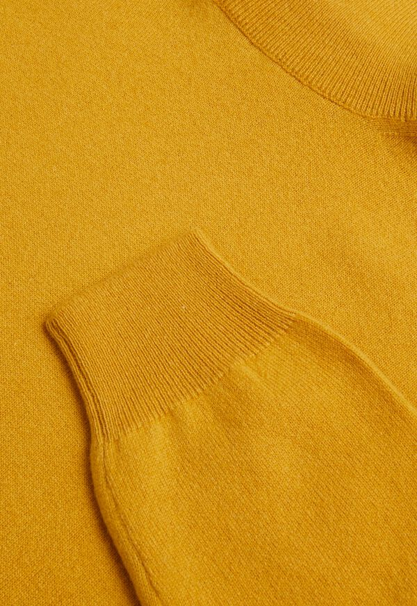 Wool and Cashmere Blend Turtleneck Sweater, image 4