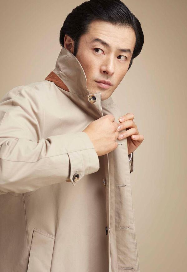 Tailored Fit Raincoat, image 4