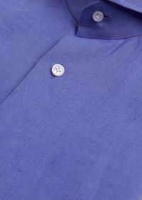 Washed Linen Sport Shirt, thumbnail 2