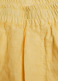 Solid Linen Pant, thumbnail 2