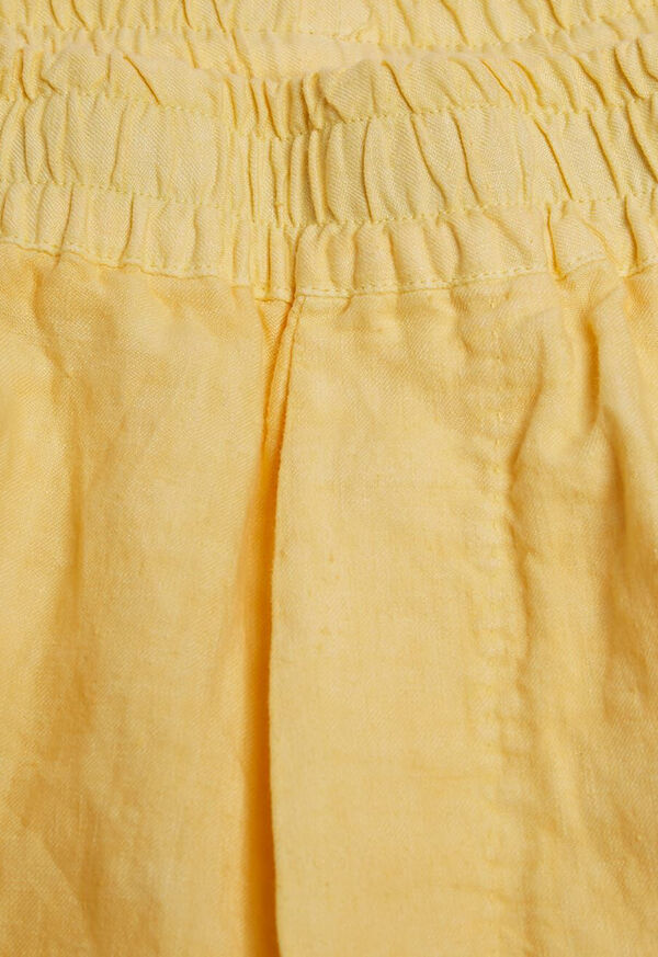Solid Linen Pant, image 2