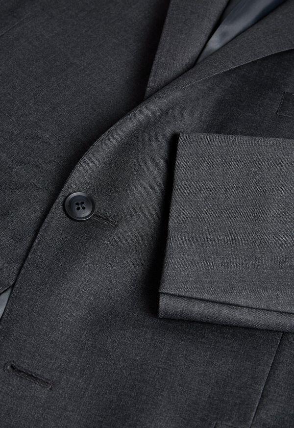 Paul Fit Solid Travel Cloth Suit, image 2