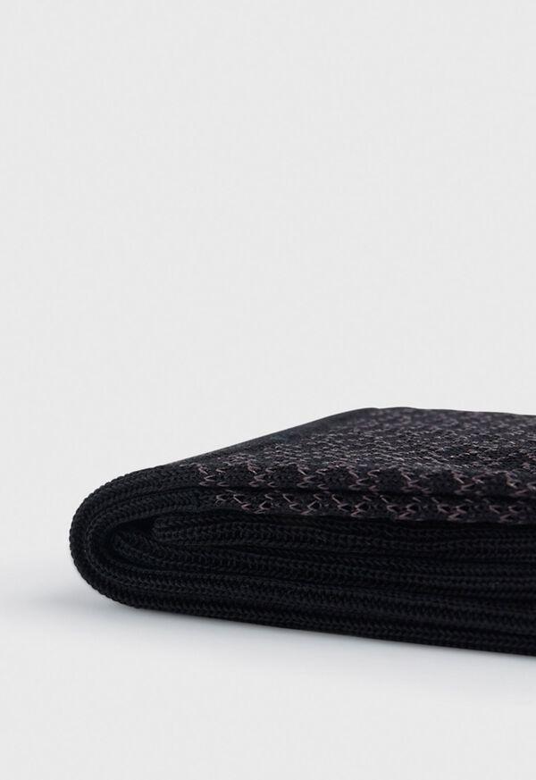 Fancy Stitch Sock, image 2