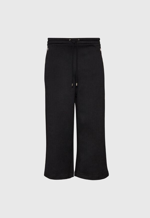 Drawstring Side Zip Pocket Pant, image 1