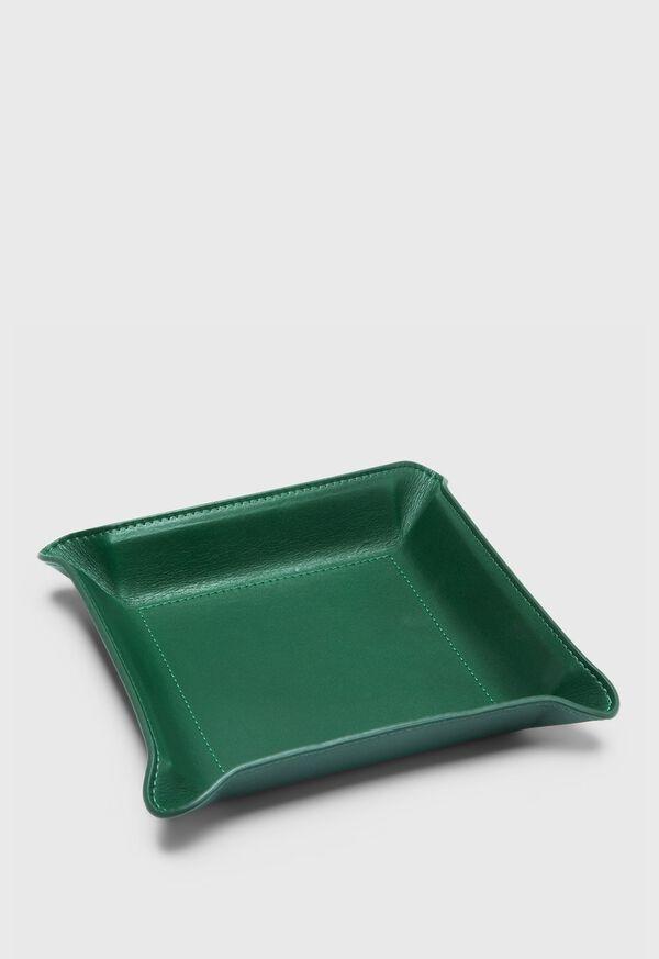 Leather Valet Tray, image 1