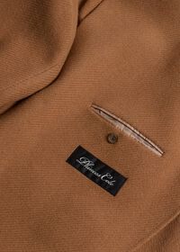 Textured Twill Coat, thumbnail 3