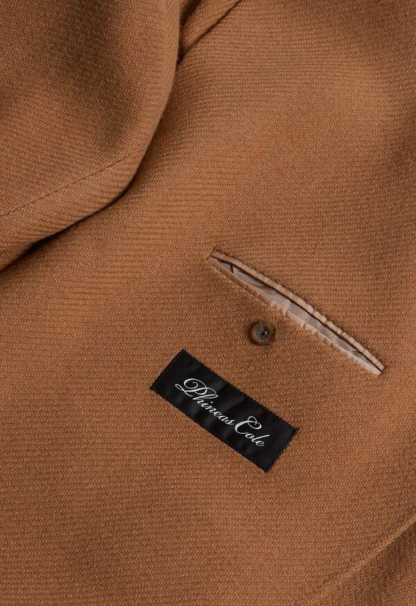 Textured Twill Coat, image 3