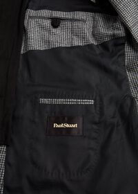 Houndstooth Travel Jacket and Built-in Vest, thumbnail 4