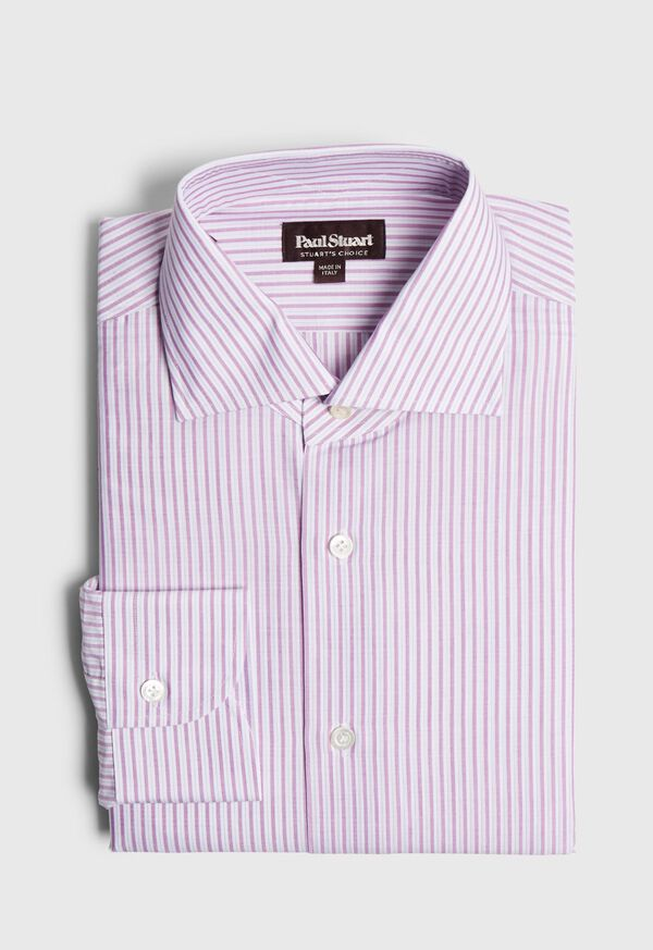 Stuart's Choice Fine Stripe Dress Shirt, image 1