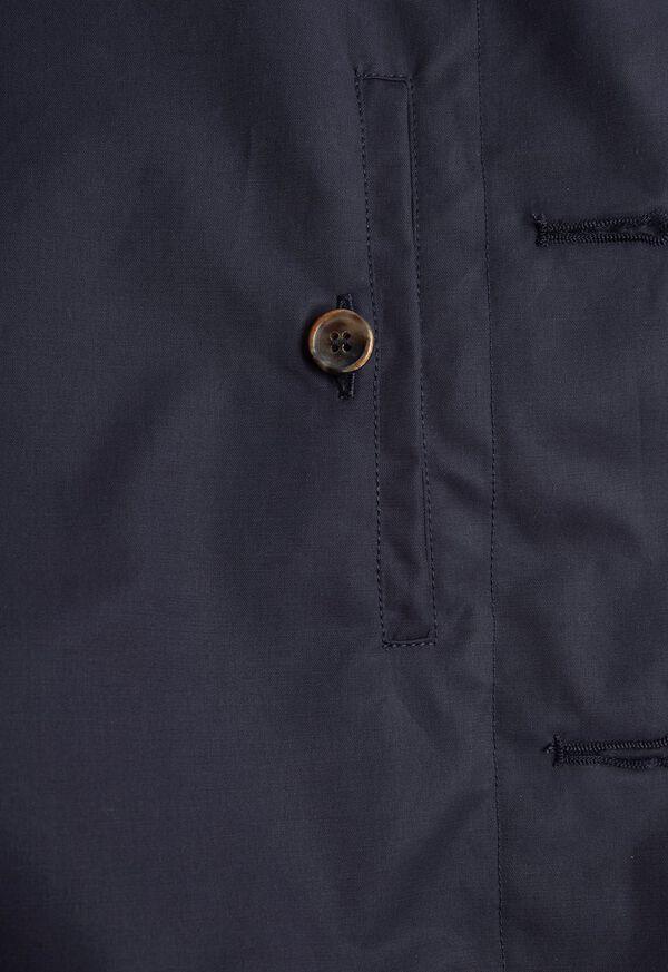 Tailored Fit Raincoat, image 3