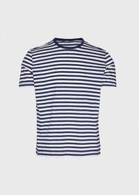 Cotton Striped Jersey Shirt, thumbnail 1