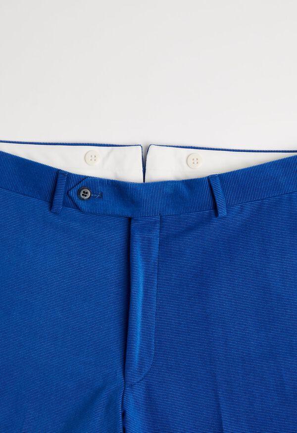 Blue Horizontal Corduroy Pant, image 3