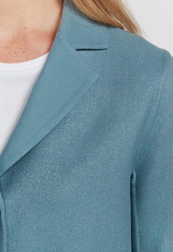One Button Sparkle Jacket, image 3