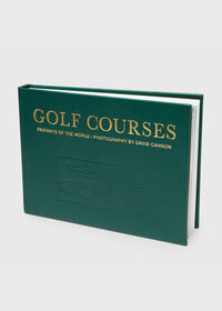 Golf Course Leather Book, thumbnail 1