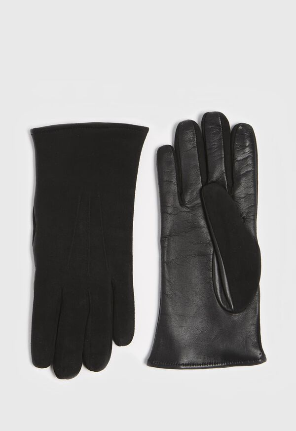 Capeskin and Suede Touch Screen Glove, image 1