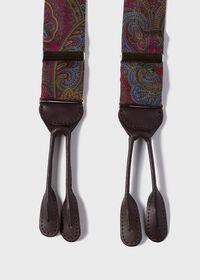 Paisley Silk Braces, thumbnail 2