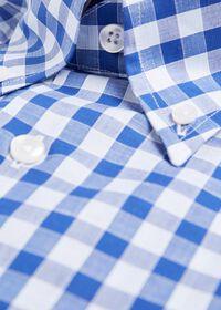 Oversize Gingham Sport Shirt, thumbnail 2