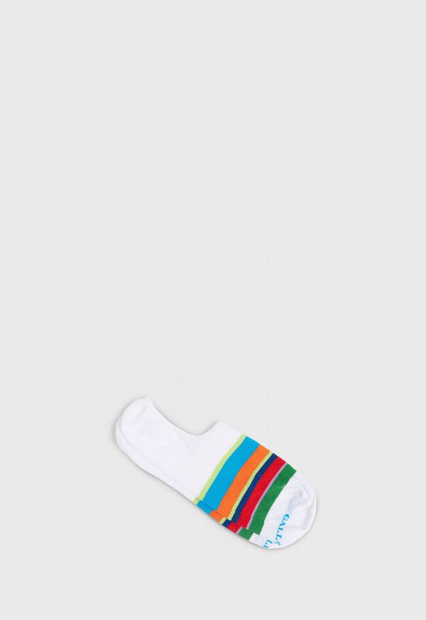 Stripe Invisible Sock, image 1